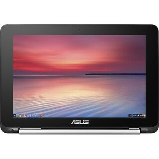 """Asus Chromebook Flip Asus Chromebook Flip C100PA-DB02 16 GB Net-tablet PC - 10.1"""" - In-plane Switching (IPS) Technology -"""