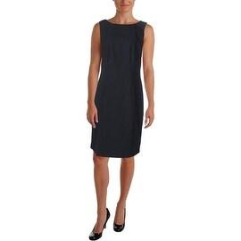 BOSS Hugo Boss Womens Wool Lined Wear to Work Dress - 12