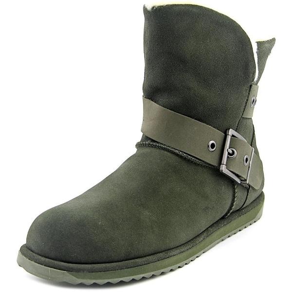 Emu Australia Parkes Women Khaki/khaki Snow Boots