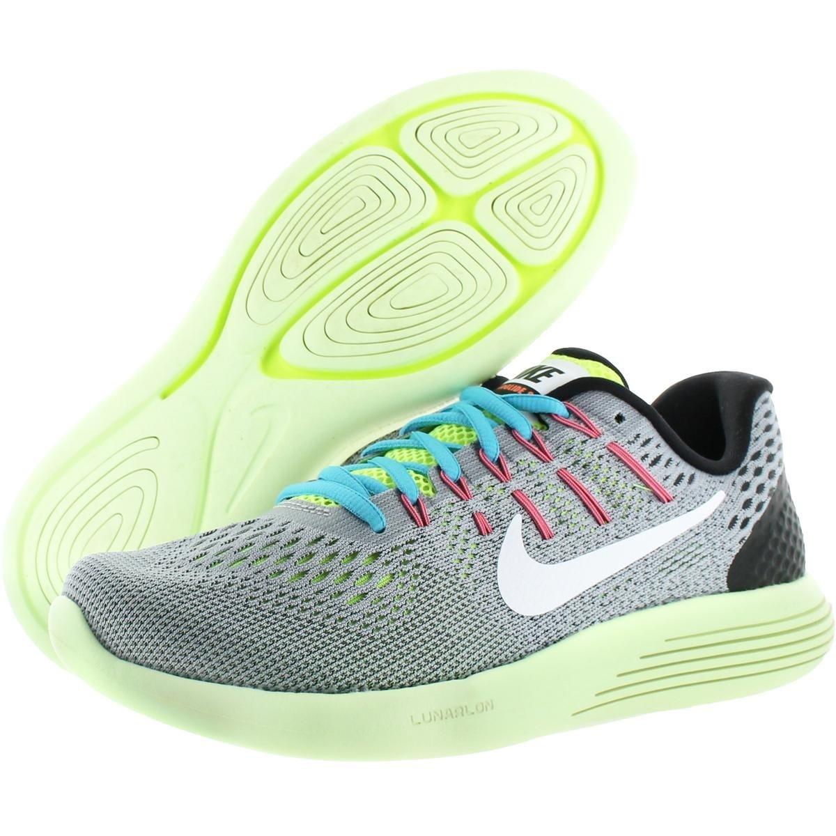 cheap for discount 3e667 1194f Nike Mens Lunarglide 8 Running Shoes Mesh Run Easy