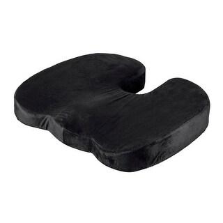 Monoprice Memory Foam Ergonomic Seat Cushion, Firm