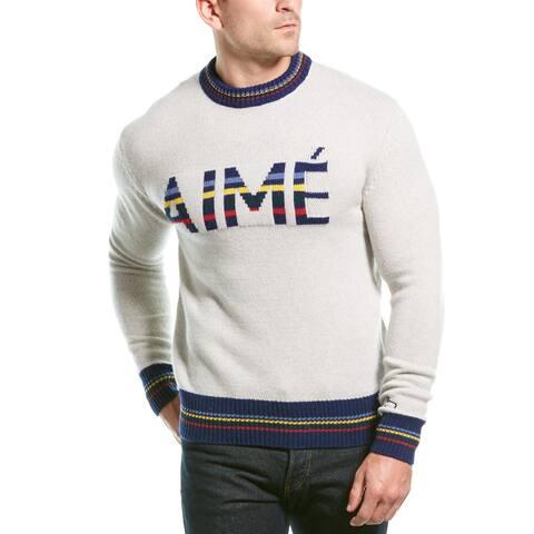 Woolrich Wool Crewneck Sweater