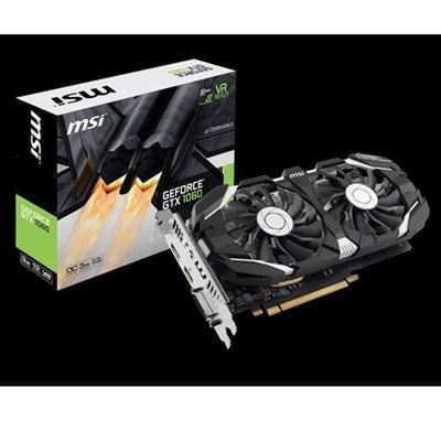 Msi Computer Gtx 1060 3Gt Oc Nvidia Geforce 3Gb Gddr5 Dvi/Hdmi/Displayport  Pci-Express Video Card