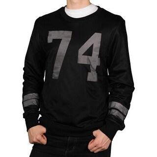 Maxi Milian Young Mens Long Sleeve Knit '74' Shirt