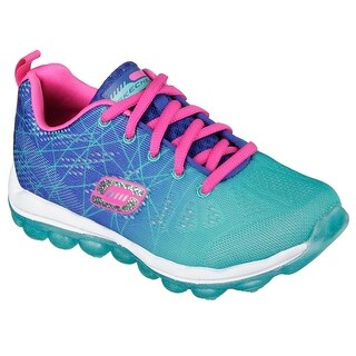 Skechers 80344L BLAQ Girl's LASER LITE Shoes