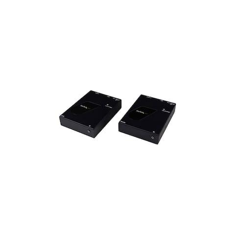 StarTech ST121HDFXA StarTech.com HDMI Over Fiber Extender with IR Control - SC Fiber - 2600ft (800m) - 1920x1200/1080p - 1 Input