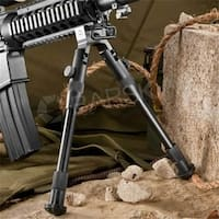 Barska Optics AW11888 Picatinny - Weaver Bipod, High Height