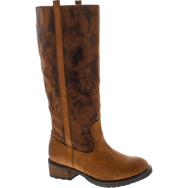Volatile Womens Wilkes Riding Boots
