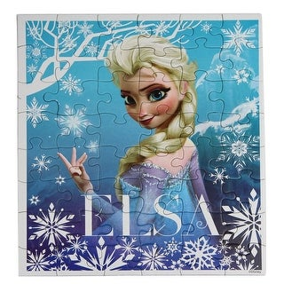 Disney Frozen Elsa Boxed Puzzle-48 pieces (1 box)