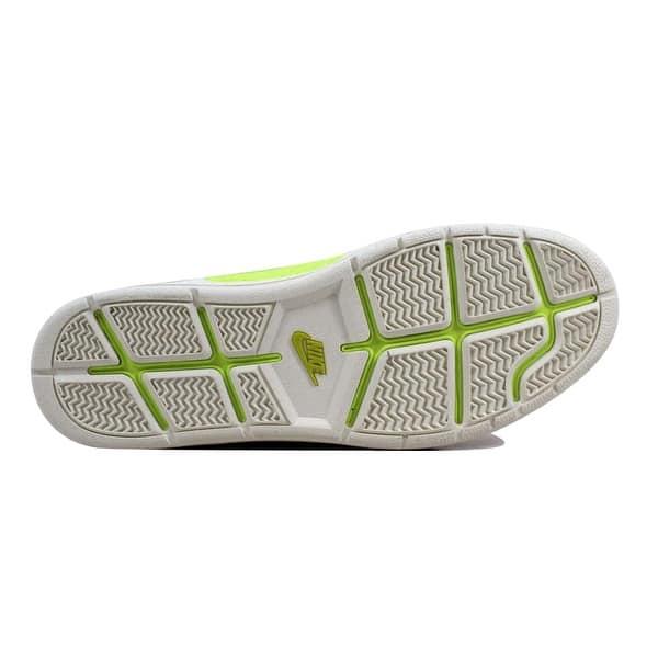 3fb2cc86f81f Shop Nike NSW Tiempo '94 Mid QS Vachetta Tan/Vachetta Tan-Volt ...