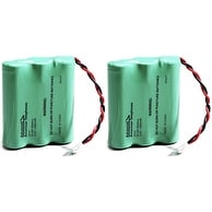 New Replacement Battery TL26144 For GE/RCA Cordless Phones Handsets ( 2 Pack )