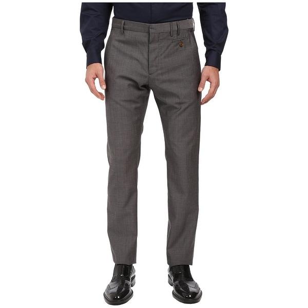528dbe00402 Shop Vivienne Westwood Gray Mens Size US 36x36 IT 54 Wool Dress ...