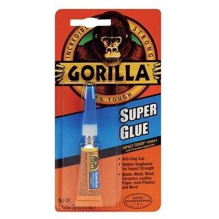 Gorilla Glue 7900102 Super Glue, 3-Gram