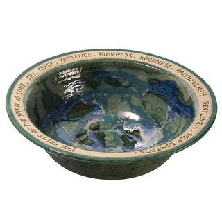Wedding Bowl - Engraved Stoneware Dish - Great Wedding or Shower Gift - 10 in. x 3.75 in.
