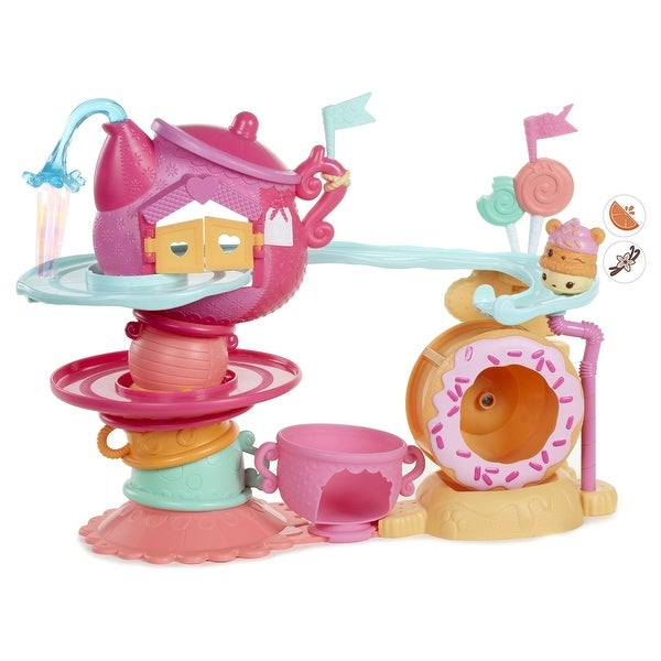 Num Noms Go-Go Caf Playset with Scented Characters
