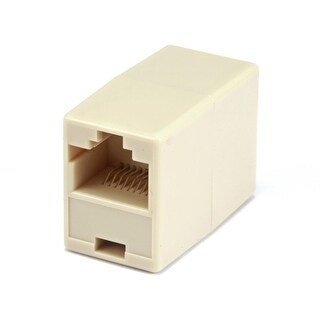 100x RJ-45 (F) to RJ-45 (F) RJ45 Ethernet Network Coupler Adapter Extender Plug