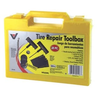 Victor 22-5-00126-8 Tire Repair/Maintenance Kit|https://ak1.ostkcdn.com/images/products/is/images/direct/ef30600f0dd39c0688569f2f7fae3cc7c8d83bf8/Victor-22-5-00126-8-Tire-Repair-Maintenance-Kit.jpg?impolicy=medium