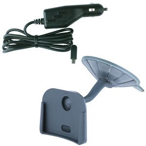 TomTom 9M00.004 Windshield Mount with Car Charger f/ GO Series All Models