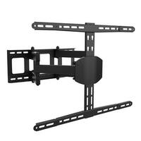 "Loctek TV Wall Mount LCD Articulating Arm Full Motion Tilt Swivel and Rotate for Most 32""-70"" LED TV with VESA 600x400"