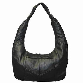 Classic Roomy Large Hobo 100 Percent Mexican Leather