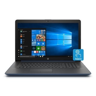 "HP 17-BY00 Intel i5-8250U 12GB 1TB HDD 17.3"" Touch WLED Radeon 530 2GB Laptop"
