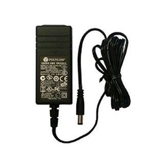 Polycom VVX Business Media Phone Power Supply For VVX 300, 310, 400, 410, 48V & 0.4A