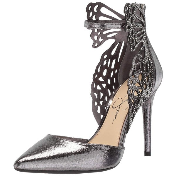 4f1aeb295b1 Shop Jessica Simpson Women s Leasia Pump - Free Shipping Today -  Overstock.com - 22901474
