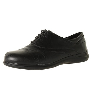 Aravon Womens Francesca Leather Oxfords - 6 narrow (aa,n)