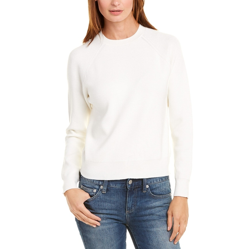 White kensie Women's Sweaters | Find Great Women's Clothing