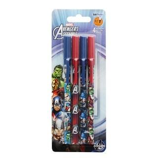 Marvel Avengers Assemble Pens, 4-Pack - multi