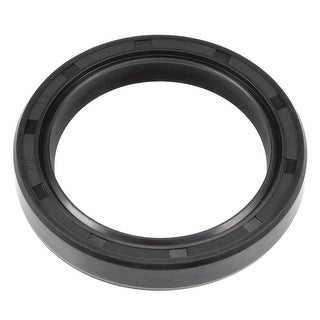 Oil Seal, TC 38mm x 50mm x 8mm, Nitrile Rubber Cover Double Lip - 38mmx50mmx8mm