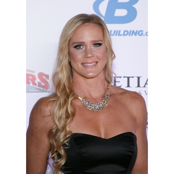 Shop Holly Holm At Arrivals For 8th Annual Fighters Only World Mixed