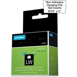 Dymo Hanging File Tabe Inserts