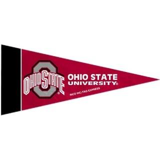 Ohio State Buckeyes Mini Pennants - 8 Piece Set
