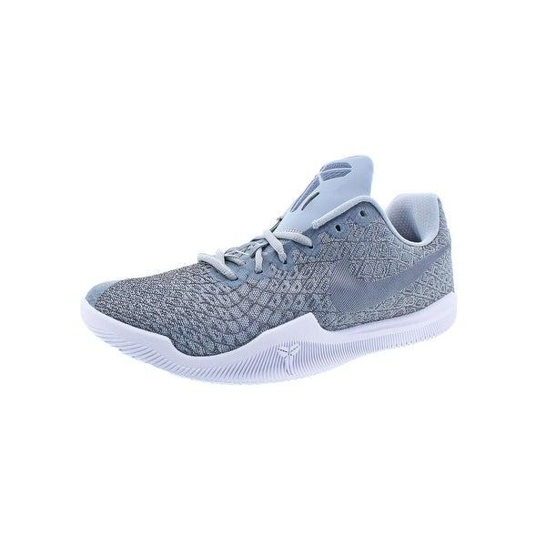 sale retailer d8a58 322f2 Nike Mens Mamba Instinct Basketball Shoes Lightweight Low-Top