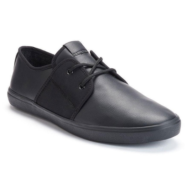 APT. 9 Men's Oxford Dress Casual Shoes - Black