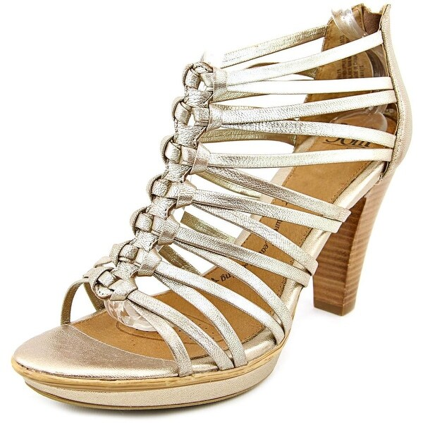 Sofft Rendon Women Open Toe Leather Sandals