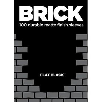 Standard CCG Size - Brick, Flat Blac (100) SW
