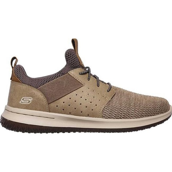 Delson Camben Slip-On Sneaker Taupe