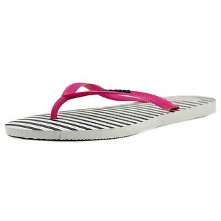 Havaianas Slim Retro Women Open Toe Synthetic Flip Flop Sandal
