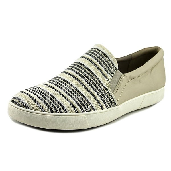 Naturalizer Womens Marianne Leather Low Top Slip On Fashion Sneakers