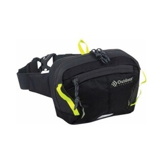 Outdoor Products OP-41933 Essential Waist Pack, Black