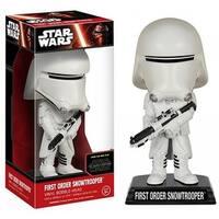 Funko Star Wars The Force Awakens First Order Snowtrooper Wacky Wobbler