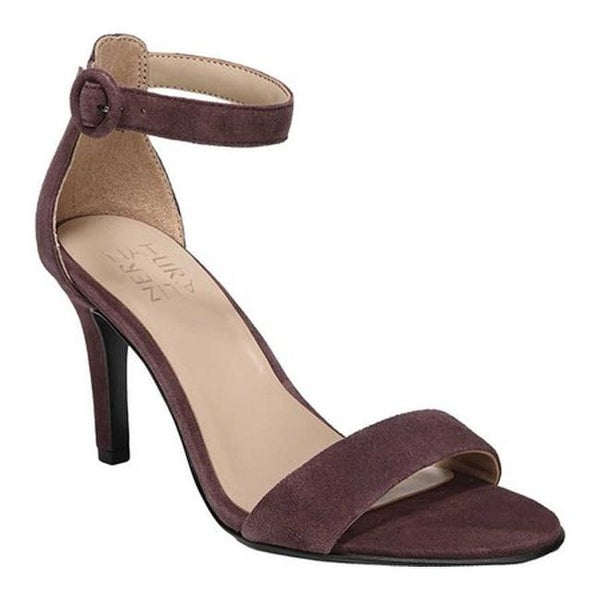 db3c6a2e80cb Naturalizer Women  x27 s Kinsley Ankle Strap Sandal Huckleberry Suede