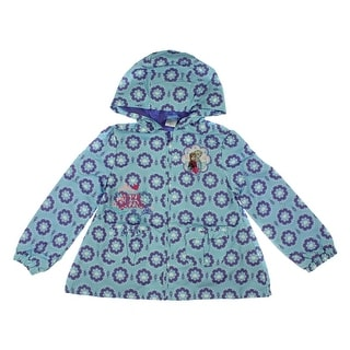 Disney Girls Anna Elsa Frozen Basic Jacket