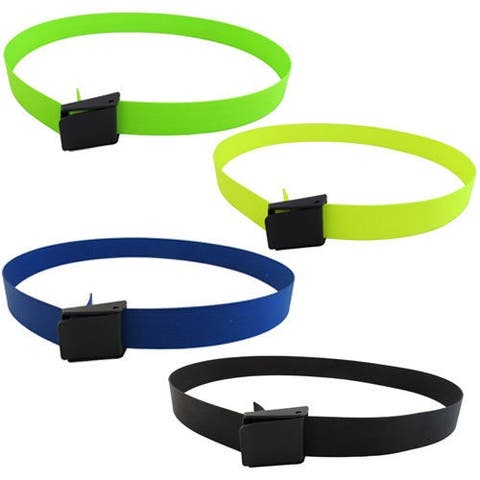 "Scuba Diving 60"" Long 2"" Webbing Weight Belt with Plastic Buckle"