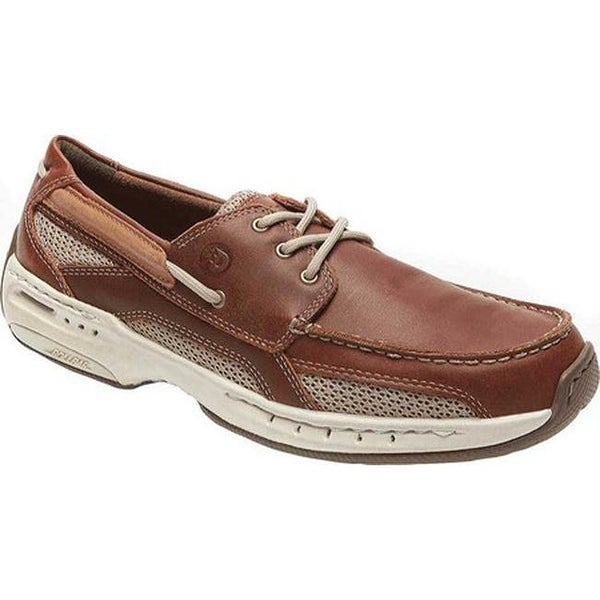1b25d1f7f Shop Dunham Men s Captain Mesh Brown - On Sale - Free Shipping Today ...