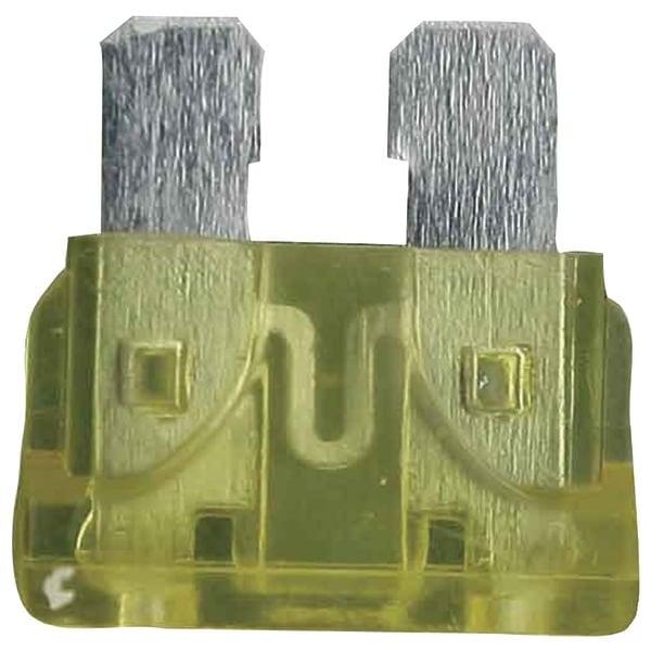 Install Bay Atc20-25 Atc Fuses, 25 Pk (20 Amps)