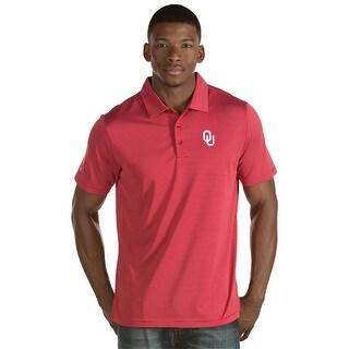 University of Oklahoma Men's Quest Polo Shirt