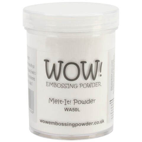 Melt-It - Wow! Embossing Powder Large Jar 160Ml